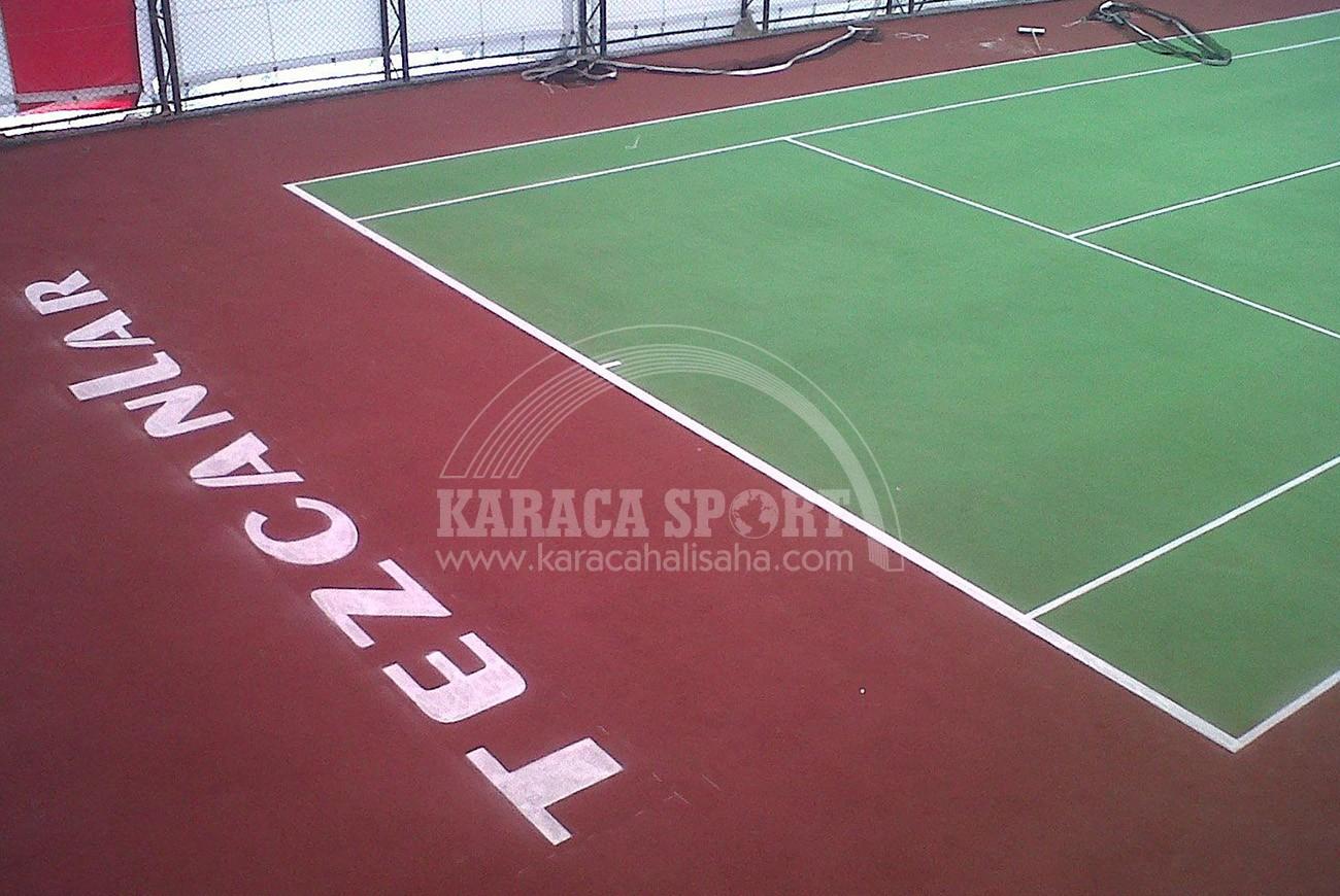 Anamur Tezcanlar Tenis Kortu