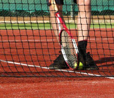 tenis kort